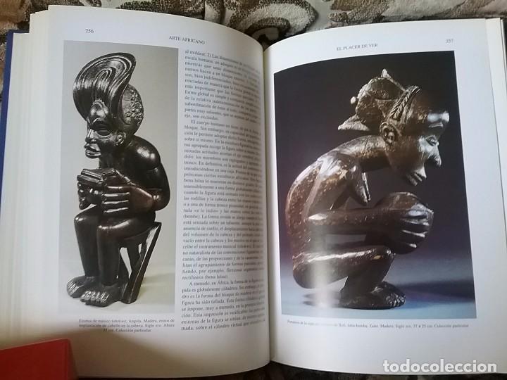 Libros de segunda mano: Summa artis XLIII: arte africano. Por estrenar. Espasa Calpe, 1998. - Foto 5 - 81376204