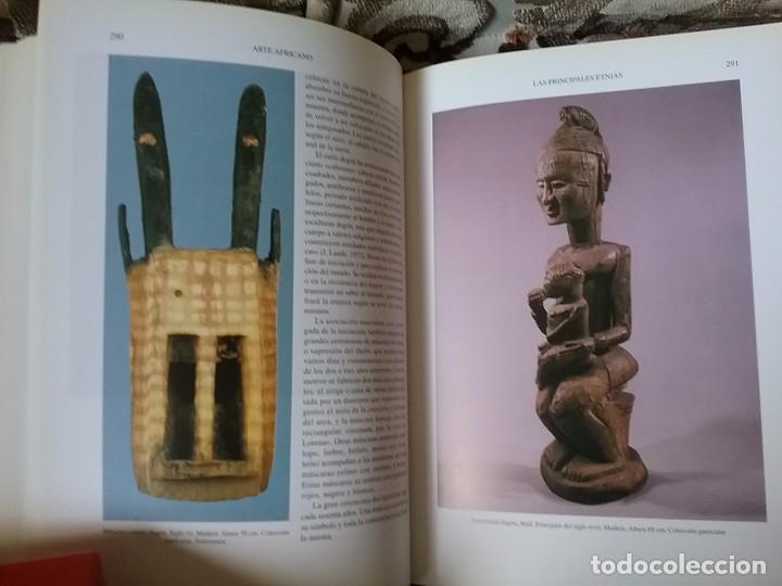 Libros de segunda mano: Summa artis XLIII: arte africano. Por estrenar. Espasa Calpe, 1998. - Foto 6 - 81376204