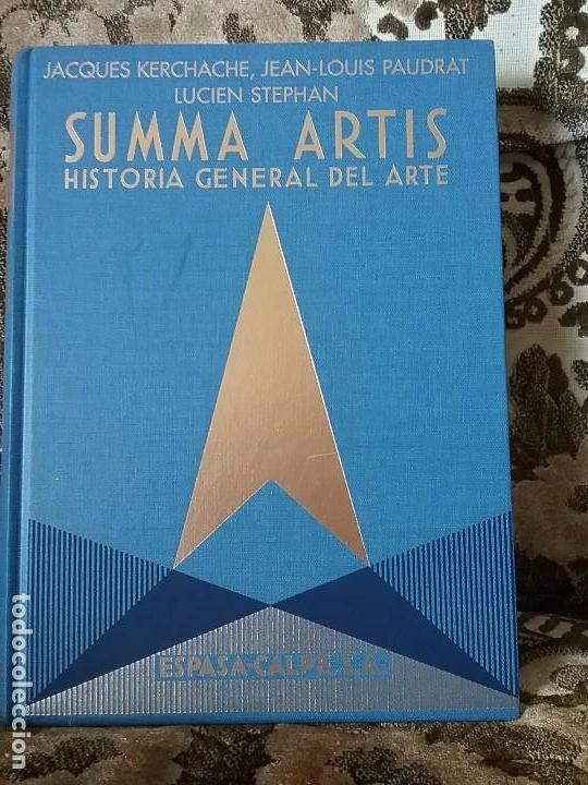 SUMMA ARTIS XLIII: ARTE AFRICANO. POR ESTRENAR. ESPASA CALPE, 1998. (Libros de Segunda Mano - Bellas artes, ocio y coleccionismo - Otros)
