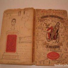 Libros de segunda mano - RAFAEL AZCONA. Pobre, paralítico y muerto. RM79674. - 81766988