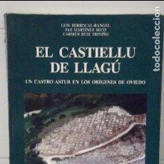 Libros de segunda mano: EL CASTIELLU DE LLAGU. Lote 81772960