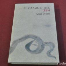 Libros de segunda mano: EL CAMINO DE ZEN - ALAN WATTS - AJB. Lote 81890628