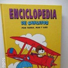 Second hand books - enciclopedia de carlitos por tierra mar y aire volumen 4 - 81903816