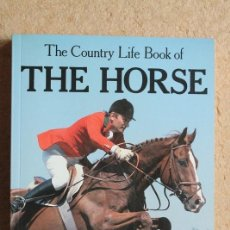 Libros de segunda mano: THE COUNTRY LIFE BOOK OF SADDLERY AND EQUIPMENT. HARTLEY-EDWARDS (ELWYN). Lote 81915932