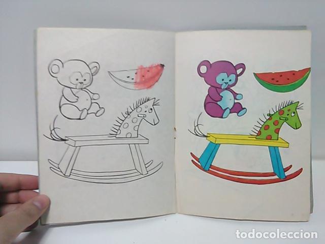 mis pinturas - libro para colorear - editorial - Comprar en ...