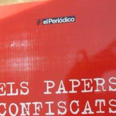 Gebrauchte Bücher - Els papers confiscats de Salamanca. El periódico. - 82006896