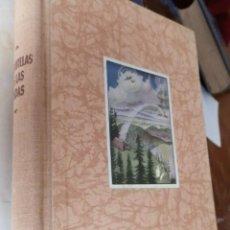 Libros de segunda mano: MARAVILLAS DE LAS ONDAS,1947,RHEIN,LABOR,TELA-SOBRECUBIERTA,120 ILUSTR.338 PP.CONSERVADO. Lote 82010404