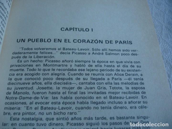 Libros de segunda mano: La vida cotidiana en el Montmartre de Picasso - Foto 3 - 82036808