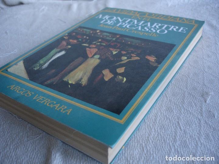 Libros de segunda mano: La vida cotidiana en el Montmartre de Picasso - Foto 6 - 82036808