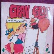 Libros de segunda mano: GRAN COLOR MARÍA PASCUAL GAMA 1985 DIBUJOS PARA COLOREAR NUEVO. Lote 81056684