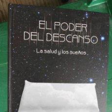 Libros de segunda mano: LIBRO EL PODER DEL DESCANSO. Lote 82166668