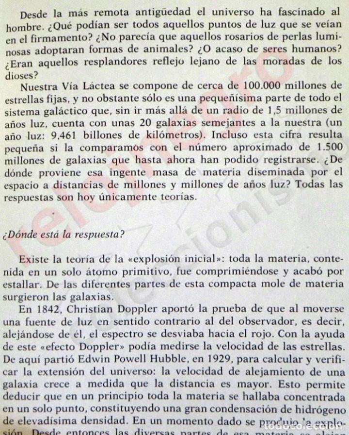 Libros de segunda mano: EL MENSAJE DE LOS DIOSES - LIBRO VON DÄNIKEN -MUY ILUSTRADO - MISTERIO ARQUEOLOGÍA NAZCA ISLA PASCUA - Foto 7 - 233066260