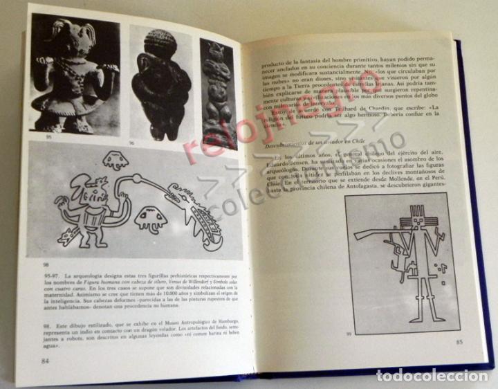 Libros de segunda mano: EL MENSAJE DE LOS DIOSES - LIBRO VON DÄNIKEN -MUY ILUSTRADO - MISTERIO ARQUEOLOGÍA NAZCA ISLA PASCUA - Foto 10 - 233066260
