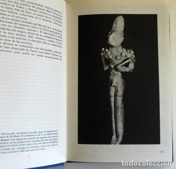 Libros de segunda mano: EL MENSAJE DE LOS DIOSES - LIBRO VON DÄNIKEN -MUY ILUSTRADO - MISTERIO ARQUEOLOGÍA NAZCA ISLA PASCUA - Foto 2 - 233066260