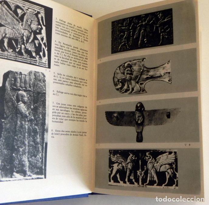 Libros de segunda mano: EL MENSAJE DE LOS DIOSES - LIBRO VON DÄNIKEN -MUY ILUSTRADO - MISTERIO ARQUEOLOGÍA NAZCA ISLA PASCUA - Foto 3 - 233066260