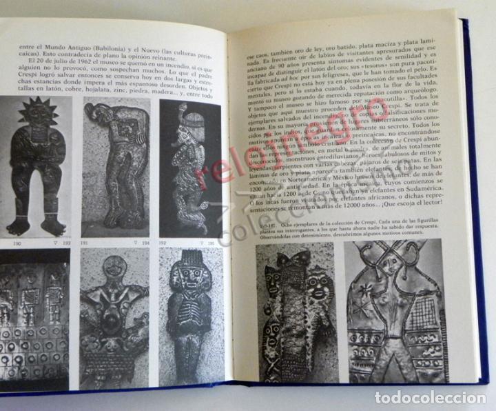 Libros de segunda mano: EL MENSAJE DE LOS DIOSES - LIBRO VON DÄNIKEN -MUY ILUSTRADO - MISTERIO ARQUEOLOGÍA NAZCA ISLA PASCUA - Foto 5 - 233066260