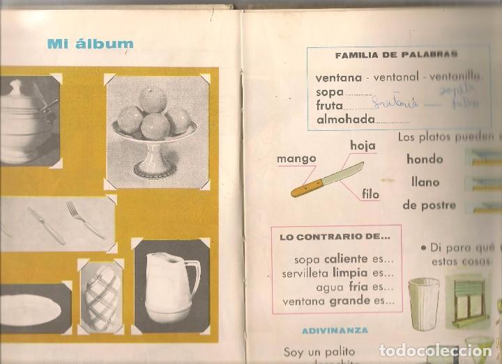 Libros de segunda mano: ARBOLEDA. LIBRO ACTIVO DE LENGUAJE. PRIMER CURSO. SANTILLANA 1968. (P/B74) - Foto 2 - 82272416