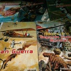 Libros de segunda mano: LOTE 5 LIBROS COLECCIÓN AVENTURAS FANTÁSTICAS - EDICIONES LAIDA - EDITORIAL FHER - AÑOS 70 Y 80.. Lote 50024411