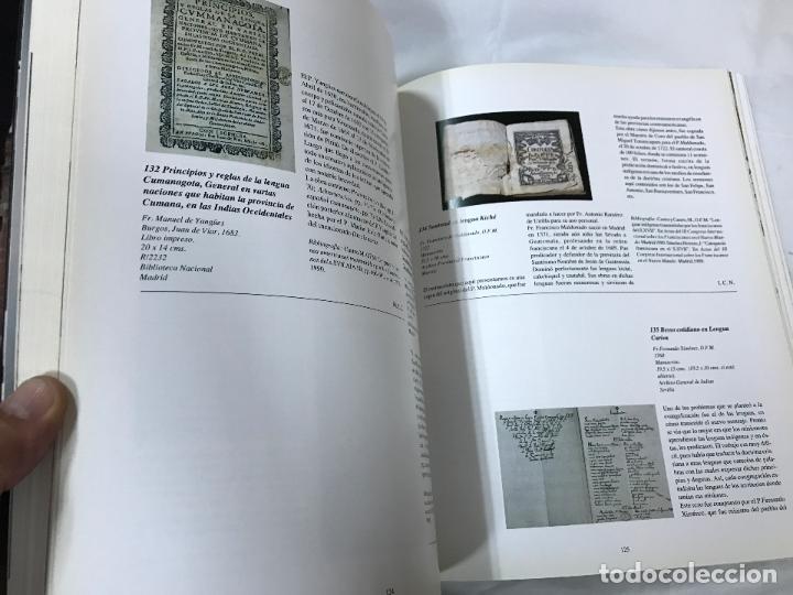 Libros de segunda mano: LOS FRANCISCANOS Y EL NUEVO MUNDO - CATÁLOGO DEL MONASTERIO DE STA. Mª DE LA RÁBIDA - AÑO 92 - Foto 6 - 82410932