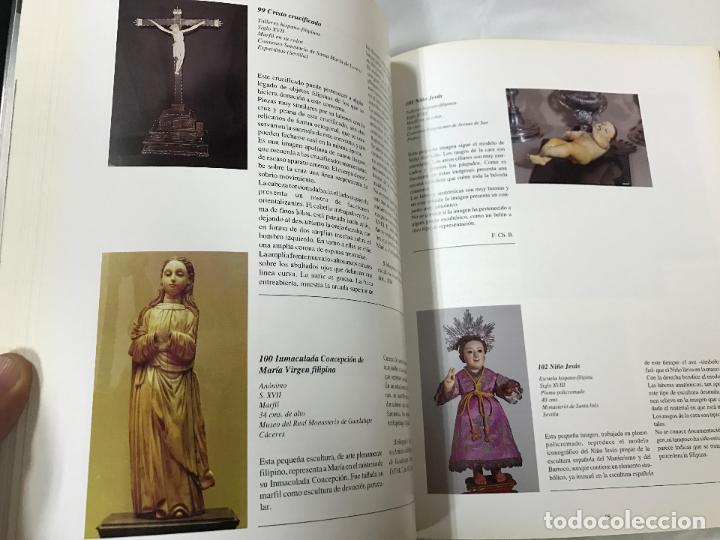 Libros de segunda mano: LOS FRANCISCANOS Y EL NUEVO MUNDO - CATÁLOGO DEL MONASTERIO DE STA. Mª DE LA RÁBIDA - AÑO 92 - Foto 7 - 82410932