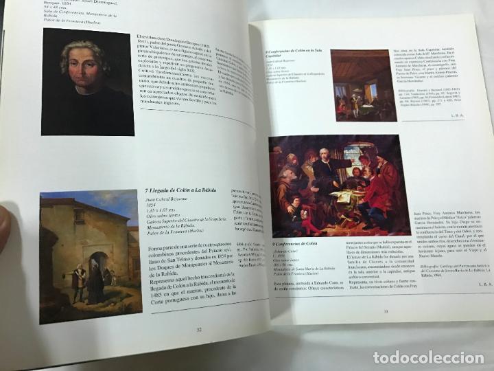 Libros de segunda mano: LOS FRANCISCANOS Y EL NUEVO MUNDO - CATÁLOGO DEL MONASTERIO DE STA. Mª DE LA RÁBIDA - AÑO 92 - Foto 11 - 82410932