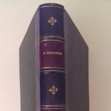 Libros de segunda mano: HISTORIA DEL NACIONALISMO VASCO 1945 M. GARCIA VENERO 1° EDICION EUSKADI ENCUADERNACION LUJO. Lote 82513563