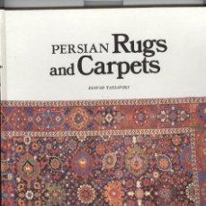 Libros de segunda mano: PERSIAN RUGS AND CARPETS. ALFOMBRAS PERSAS. ED.YASSAVOLI TEHERAN 1996. TAPA DURA EN INGLÉS. Lote 82527056