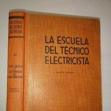 Libros de segunda mano: TEORÍA CÁLCULO Y CONSTRUCCIÓN DE TRANSFORMADORES 1960 JUAN CORRALES MARTÍN 4ª ED. LABOR. Lote 82782032