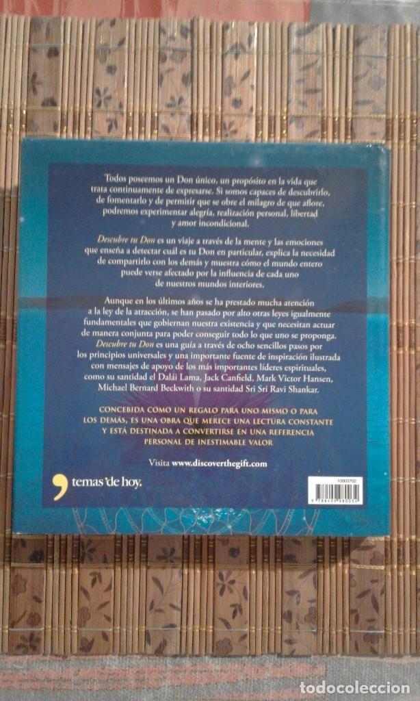 Libros de segunda mano: Descubre tu don - Shajen Joy Aziz / Demian Lichtenstein - Foto 2 - 82806388