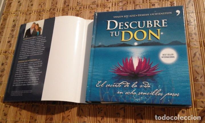 Libros de segunda mano: Descubre tu don - Shajen Joy Aziz / Demian Lichtenstein - Foto 4 - 82806388