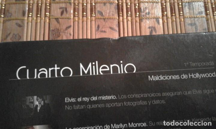 22 genial cuarto milenio libros im genes maldiciones de for Ultimo libro de cuarto milenio