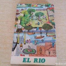 Libros de segunda mano: RAREZA - CUENTO EL RÍO - DESPLEGABLE - SUSAETA. Lote 82810112