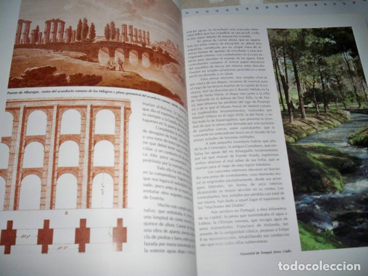 Libros de segunda mano: EL HOMBRE Y EL AGUA EN LA GEOGRAFIA E HISTORIA DE ESPAÑA - Foto 4 - 82971900