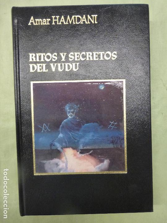 RITOS Y SECRETOS DEL VUDÚ - HAMDANI, AMAR (Libros de Segunda Mano - Parapsicología y Esoterismo - Otros)
