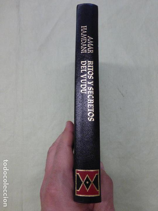 Libros de segunda mano: Ritos y secretos del Vudú - Hamdani, Amar - Foto 2 - 83105948
