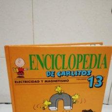 Libros de segunda mano: 64-ENCICLOPEDIA DE CARLITOS, VOLUMEN 13. Lote 83126660