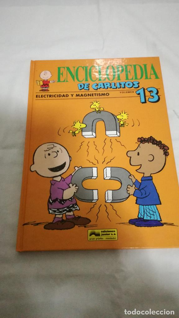 Libros de segunda mano: 64-ENCICLOPEDIA DE CARLITOS, VOLUMEN 13 - Foto 2 - 83126660