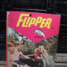 Libros de segunda mano: FLIPPER - PUBLICACION EDITORIAL FHER - 1974 - COLECCION JUVENIL TELE FHER. Lote 83162028