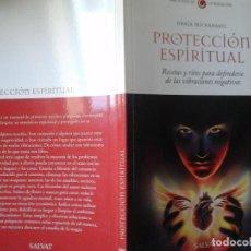Libros de segunda mano: LIBRO NUEVA ERA LYRAJA MICKAHARIC PROTECCION ESPIRTUAL. Lote 83295768