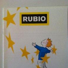 Libros de segunda mano: CUADERNO RUBIO PROBLEMAS CON EUROS RUBIO 2E. Lote 83459416