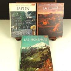 Libros de segunda mano: EDITADO POR OFFSET MULTICOLOR. 3 EJEMPLARES(VER DESCRIP). VV. AA. 1962/1967.. Lote 83463612