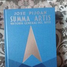 Libros de segunda mano: SUMMA ARTIS XII: EL ARTE ISLÁMICO. POR ESTRENAR. JOSE PIJOAN.. Lote 83660608