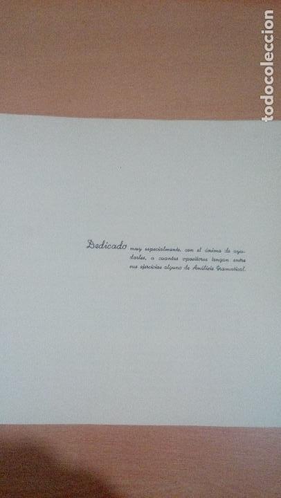Libros de segunda mano: practicas de analisis gramatical - casellas casademont 1957 gerona - ver fotos - Foto 7 - 83701900