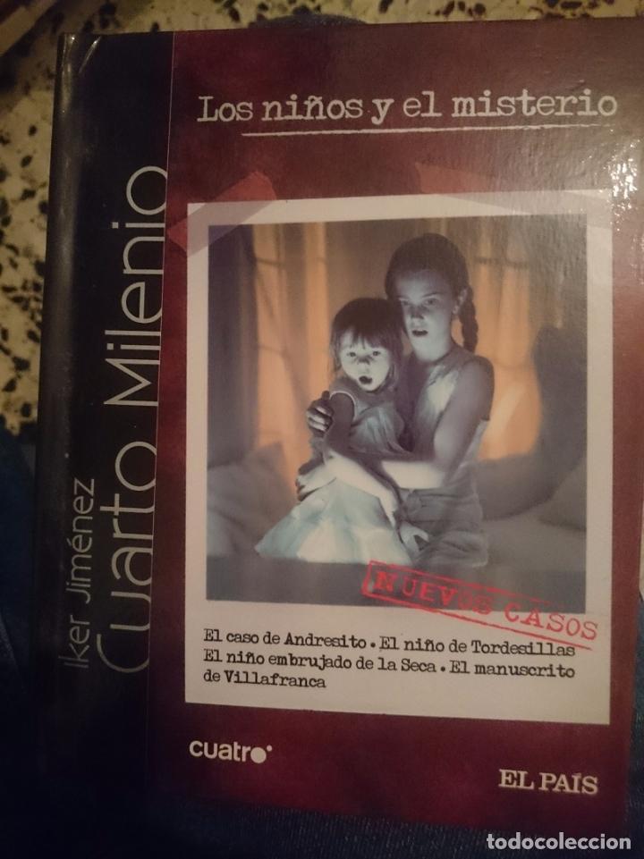 los niños y el misterio - iker jimenez - cuarto - Comprar en ...