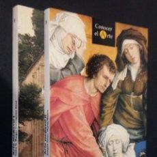 Libros de segunda mano: ARTE MEDIEVAL / I Y II / I. G. BANGO, C. ABAD, J.YARZA, M. MELERO. Lote 102544531