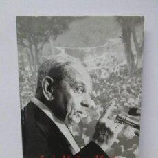 Libros de segunda mano: LUIS MUÑOZ MARIN 1898 - 1998. TERESITA SANTINI. 1998. VER FOTOGRAFIAS ADJUNTAS. Lote 83864324
