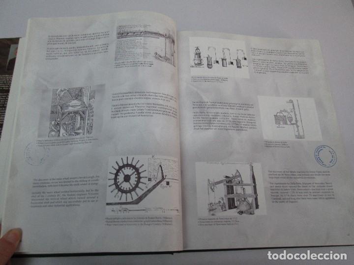Libros de segunda mano: MAQUINAS Y HOMBRES. GUIA HISTORICA. MAKINAK ETA GIZAKIA. PATXI ALDABALDETRECU. 2000. VER FOTOS - Foto 27 - 83909732