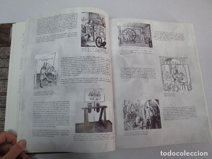Libros de segunda mano: MAQUINAS Y HOMBRES. GUIA HISTORICA. MAKINAK ETA GIZAKIA. PATXI ALDABALDETRECU. 2000. VER FOTOS - Foto 28 - 83909732