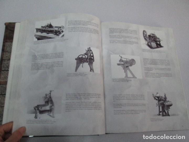 Libros de segunda mano: MAQUINAS Y HOMBRES. GUIA HISTORICA. MAKINAK ETA GIZAKIA. PATXI ALDABALDETRECU. 2000. VER FOTOS - Foto 30 - 83909732