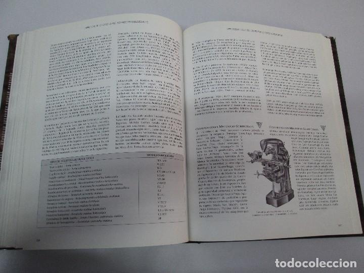 Libros de segunda mano: MAQUINAS Y HOMBRES. GUIA HISTORICA. MAKINAK ETA GIZAKIA. PATXI ALDABALDETRECU. 2000. VER FOTOS - Foto 33 - 83909732
